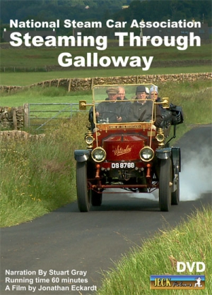 Steaming Through Galloway DVD